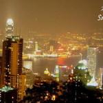 [香港] 太平山頂‧看夜景