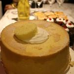 柏諾‧戚風蛋糕、北海道鮮奶油蛋糕