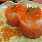 就愛這味,台東大車輪生魚片、握壽司