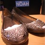 穿好鞋,我的第一雙 NOAH 鑲鑽果凍鞋