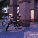 我騎腳踏車去新店