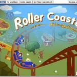 FACEBOOK 小遊戲:Roller Coaster Kingdom 來我的遊樂園吧