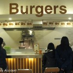 香港圓方 Elements 。Three-Sixty Burgers