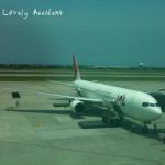 搭乘日本航空去大阪 JL816 JL813 飛機餐影像記錄