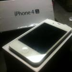 iPhone4S ~ 我們回家吧!