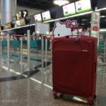 購物狂出國必備行李箱,SAMSONITE 軟硬箱 PK