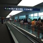 韓國第一印象:仁川機場通關的快速便捷