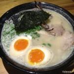 長濱No.1拉麵 (長浜ナンバーワン) – 膠質豐富的濃郁豚骨美味湯頭