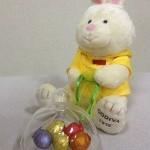 GODIVA 2013 復活節商品。復活蛋巧克力小兔禮盒開箱文
