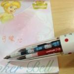 裝可愛必買:HELLO KITTY 可換筆芯多色原子筆