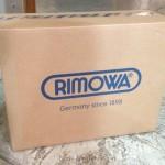 RIMOWA 鋁鎂合金 classic flight 登機箱