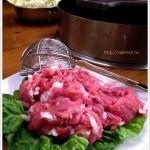 板橋美食。林家蔬菜羊肉爐,清淡又美味的暖身鍋