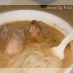 [午餐] 麻油雞麵線
