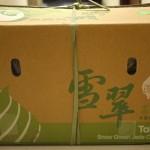 [試吃] 宅配團購美食一大箱。雪翠高麗菜