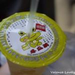 台南小吃:兩角銀冬瓜茶