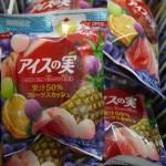 日本解熱的真冰,アイスの実