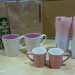 [買物] 2013 日本星巴克櫻花杯