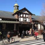 日本東京旅遊景點:明治神宮