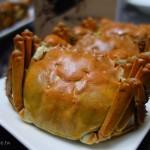 宅配網購。牧牛湖大閘蟹,秋蟹的美味