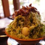 京都平安神宮週邊日式餐廳。だる満 -大尾炸蝦、抹茶冰、咖哩飯